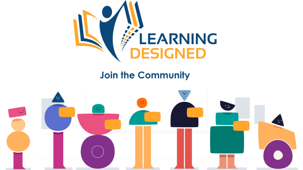 Tile says: Learning Designed, join the community