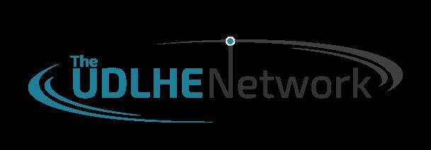 The UDLHE Network Logo