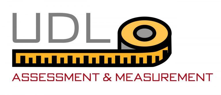UDL Assessment & Measurement SIG Logo
