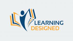 Image shows logo for Learning Designed